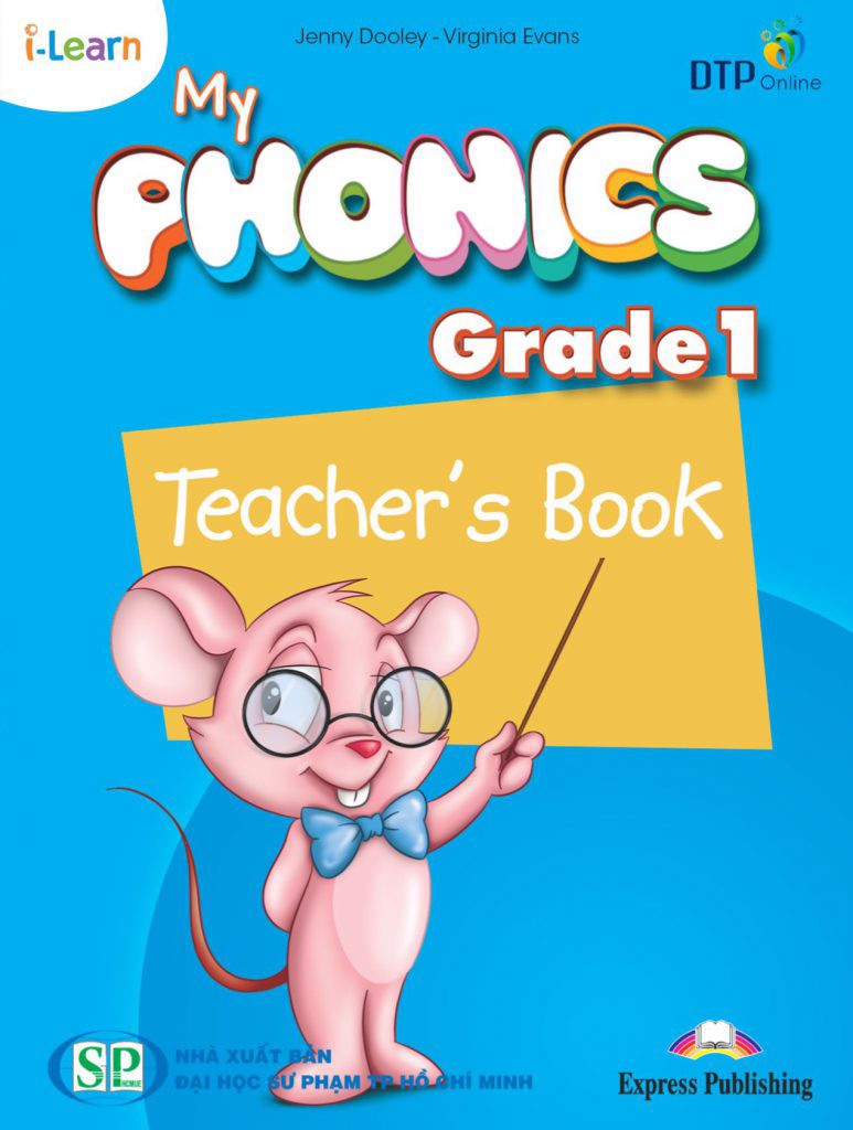 i-Learn My Phonics Grade 1 Teacher's Book