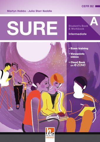 Sure Intermediate A Student's, Workbook with access code to e-zone