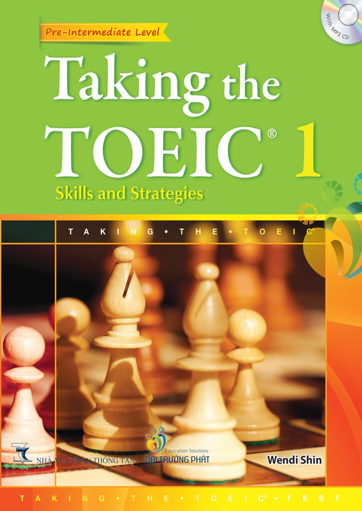Taking the TOEIC 1 Student's Book