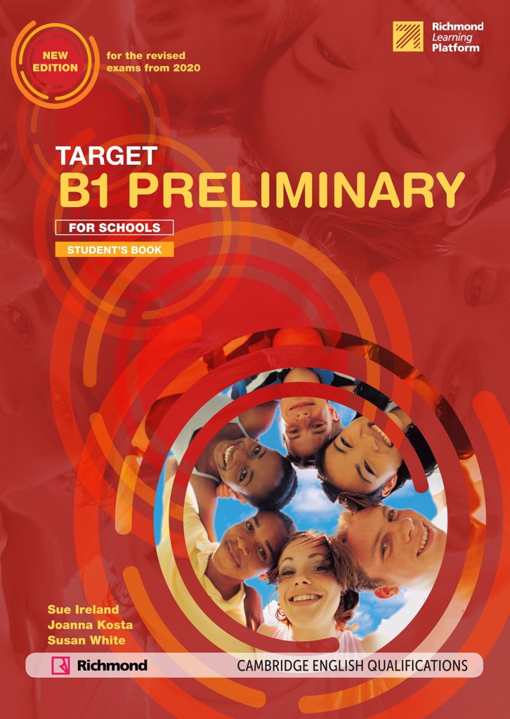 Target B1 Preliminary Student's Book with platform code