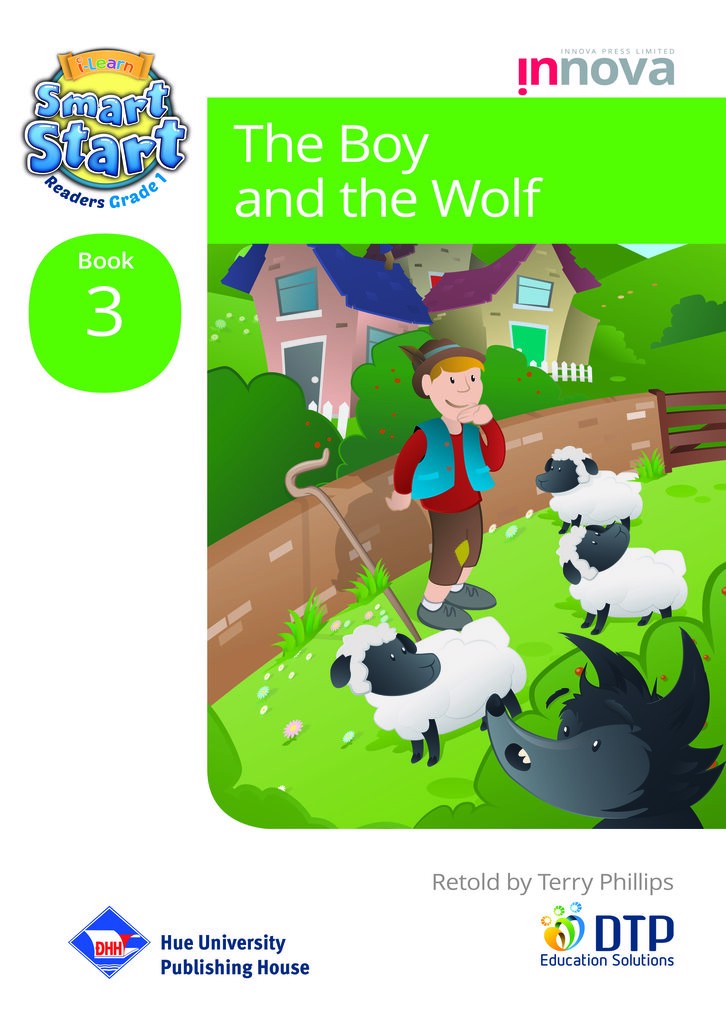 Innova Reader - The Boy and the Wolf