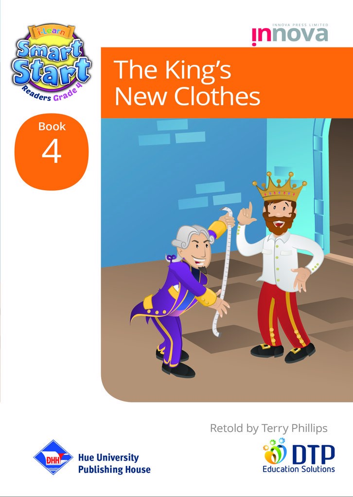 Innova Reader - The King's New Clothes