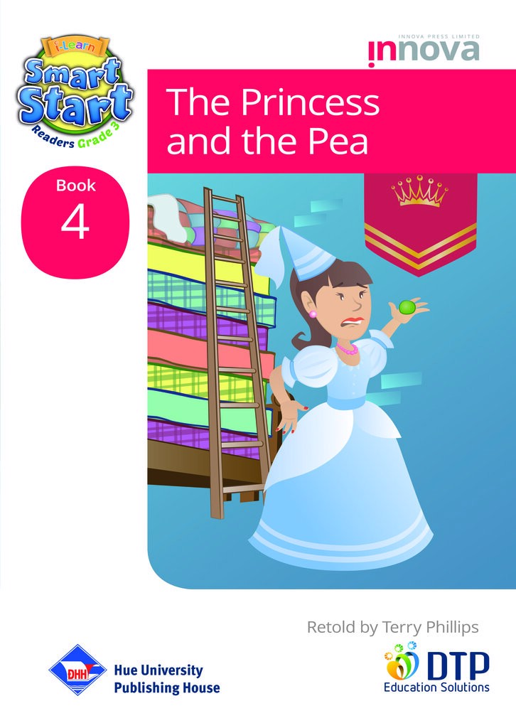 Innova Reader - The Princess and the Pea
