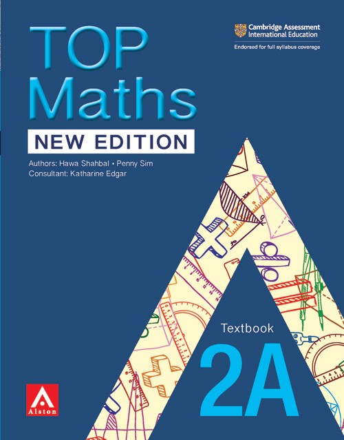 TOP Maths (New Edition) Textbook 2A