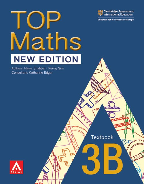 TOP Maths (New Edition) Textbook 3B