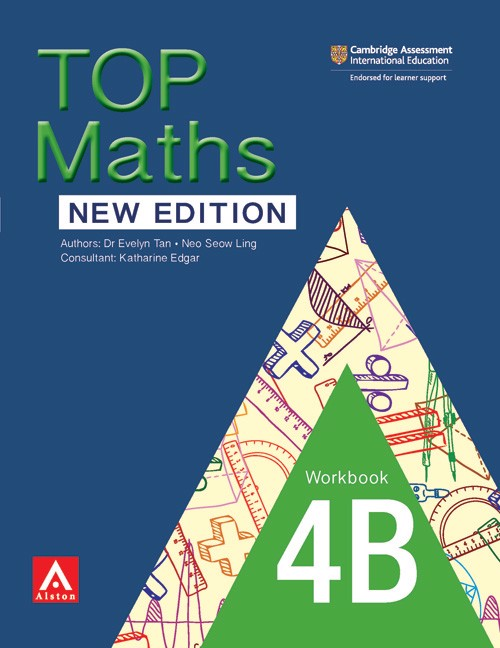 TOP Maths (New Edition) Workbook 4B