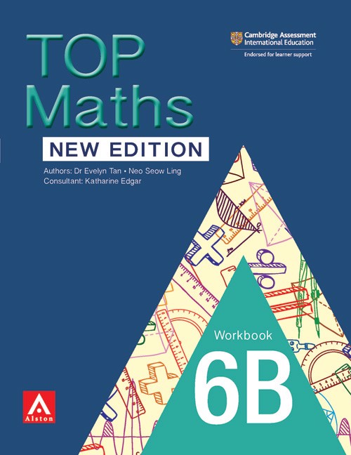 TOP Maths (New Edition) Workbook 6B