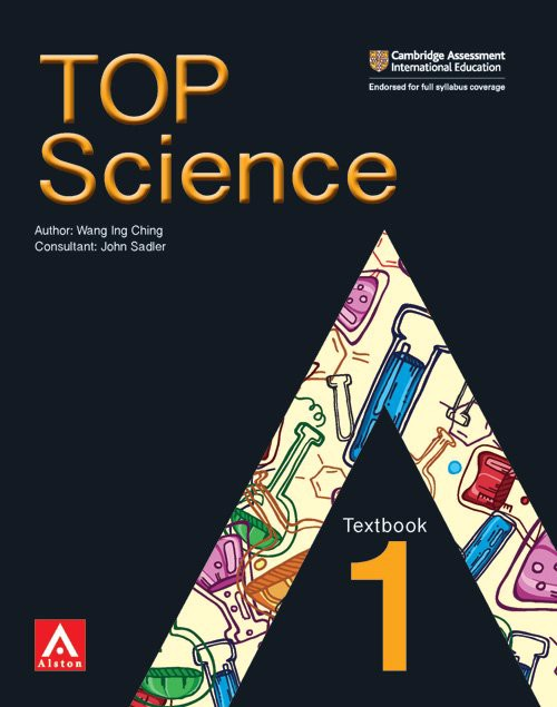 TOP Science Student Book 1