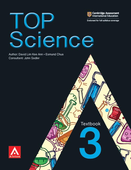 TOP Science Student Book 3
