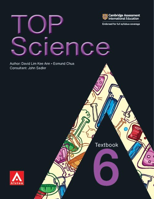 TOP Science Student Book 6