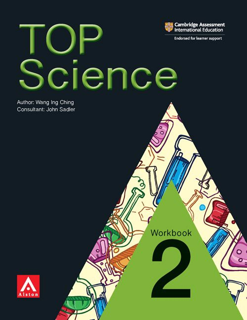 TOP Science Workbook 2