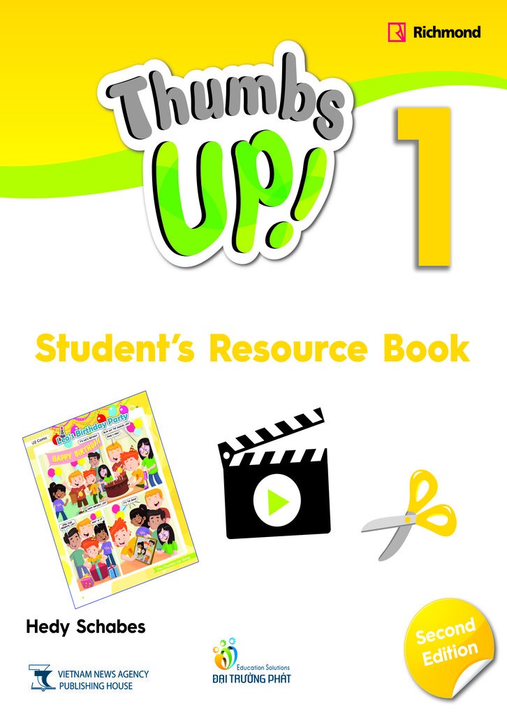 Thumbs Up! 2e Student's Resource Book 1