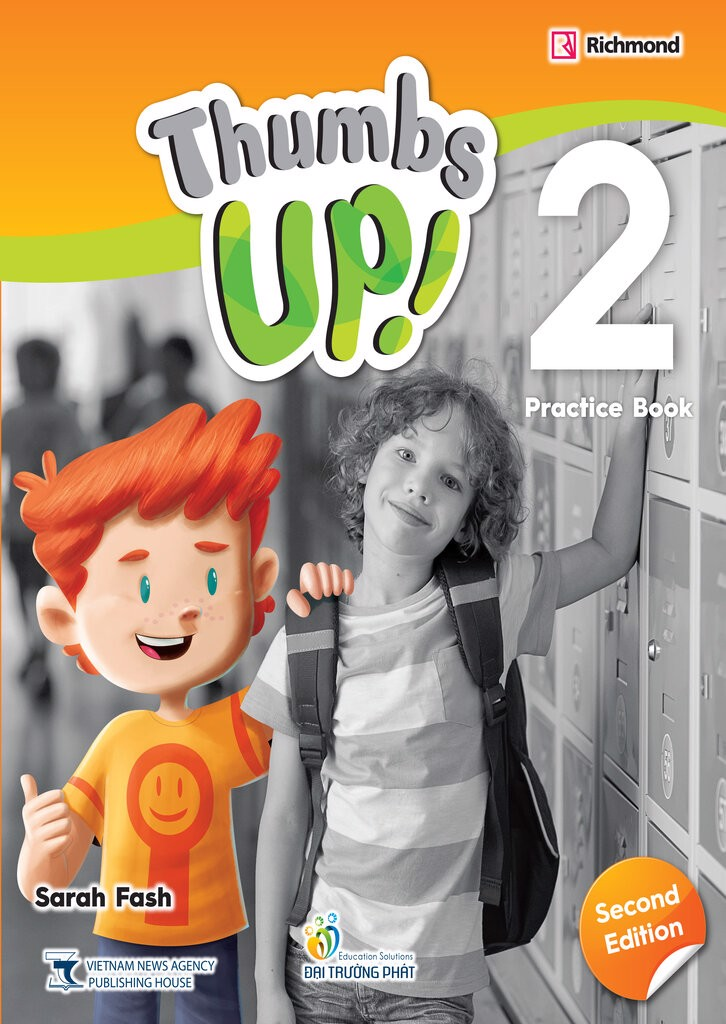 Thumbs Up! 2e Practice Book 2