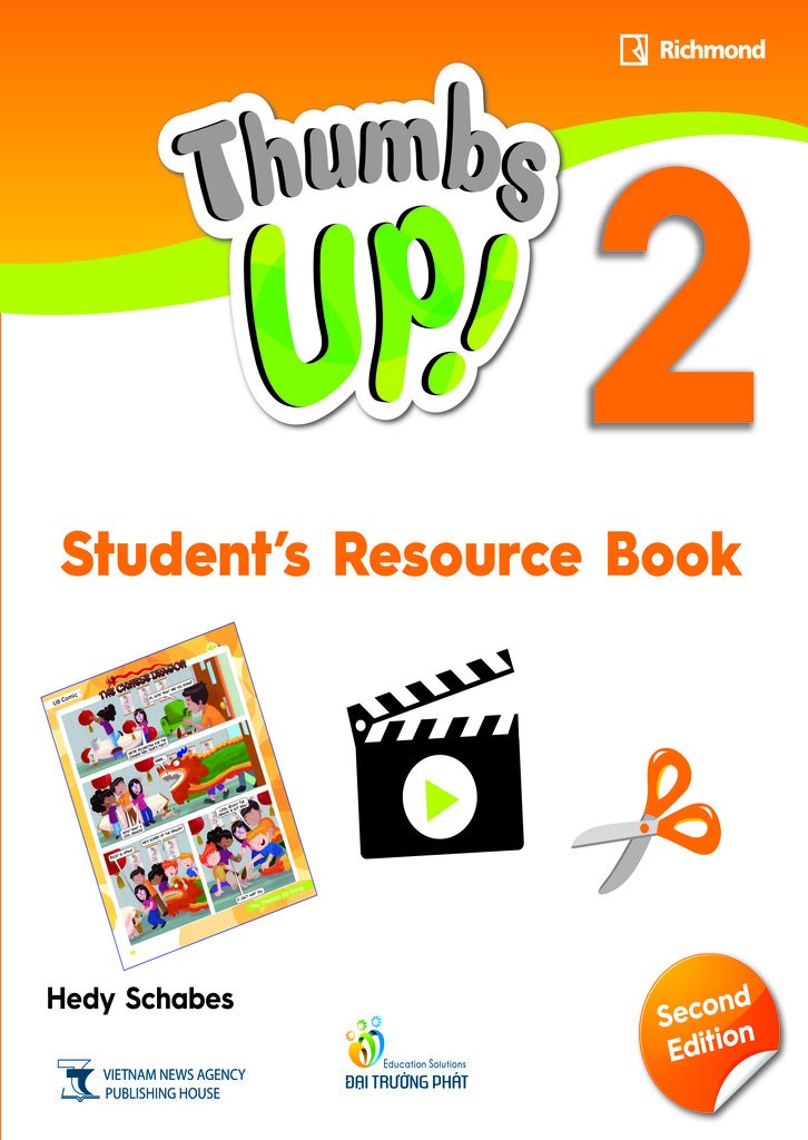 Thumbs Up! 2e Student's Resource Book 2