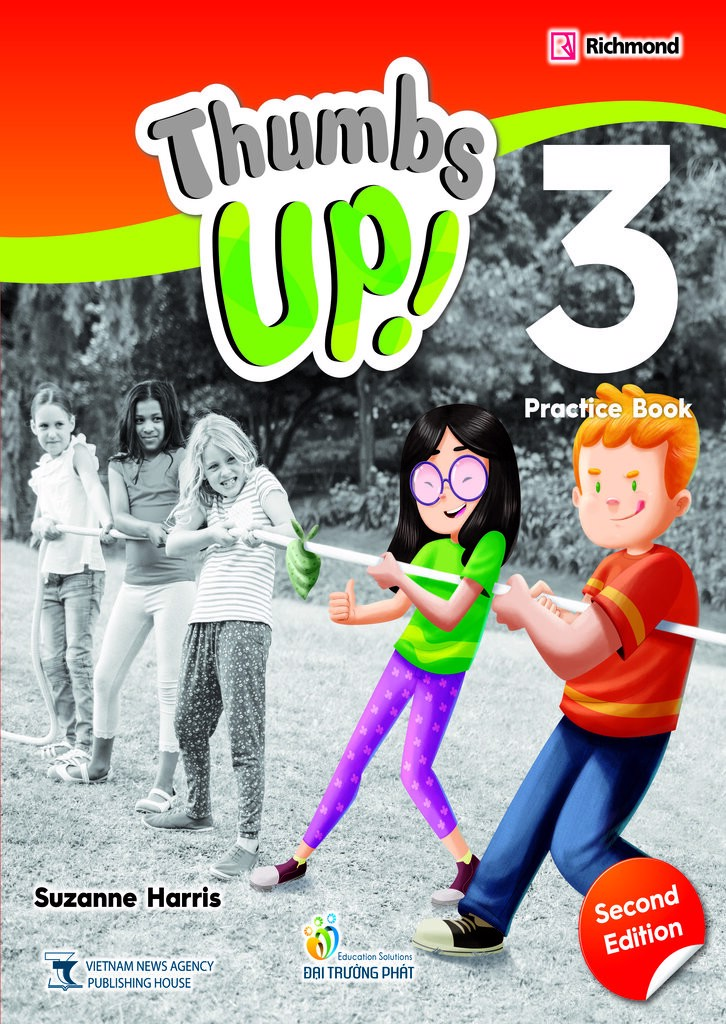 Thumbs Up! 2e Practice Book 3