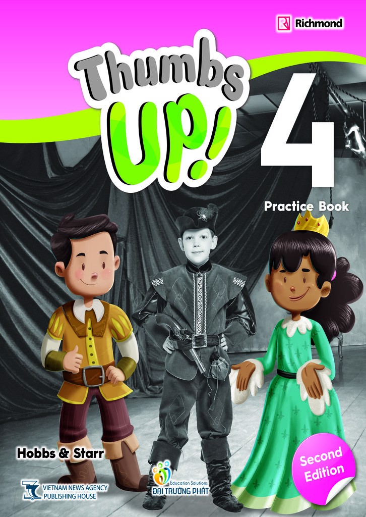 Thumbs Up! 2e Practice Book 4