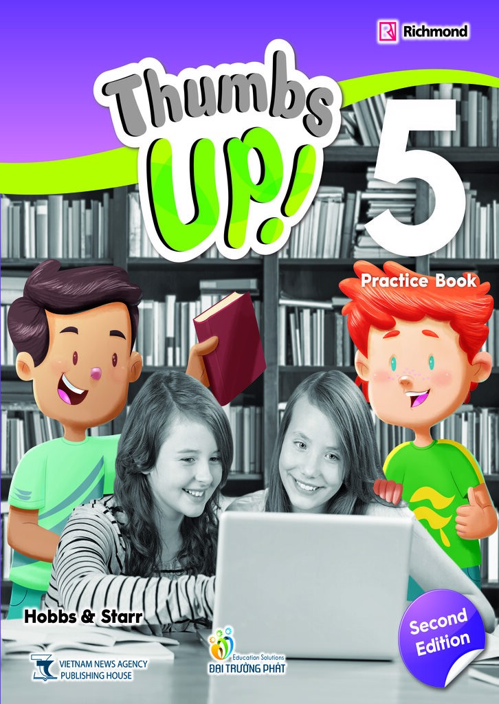 Thumbs Up! 2e Practice Book 5