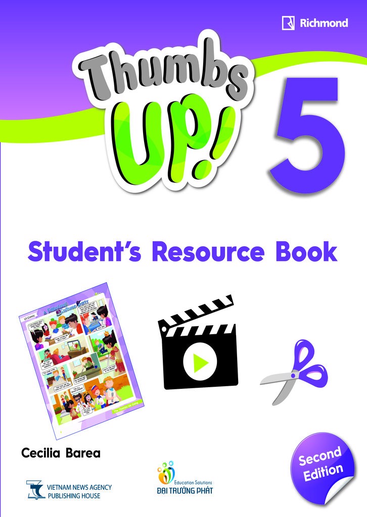 Thumbs Up! 2e Student's Resource Book 5