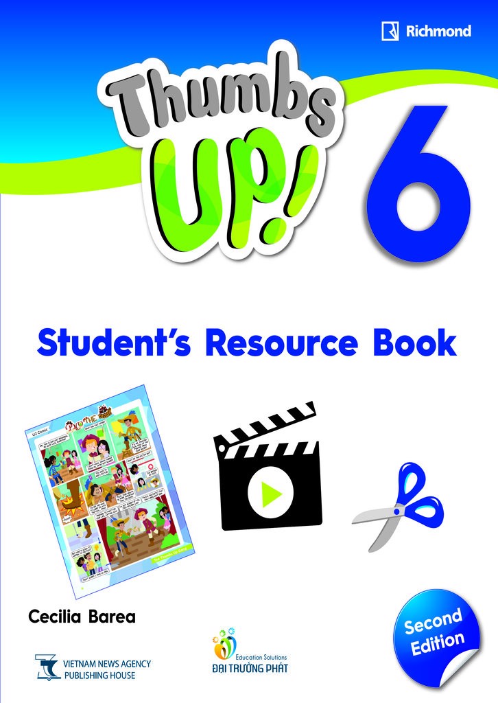 Thumbs Up! 2e Student's Resource Book 6