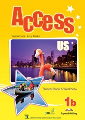 Access US 1B Student's Book & Workbook