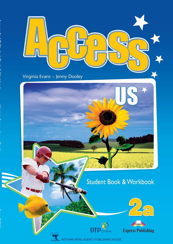 Access US 2A Student's Book & Workbook