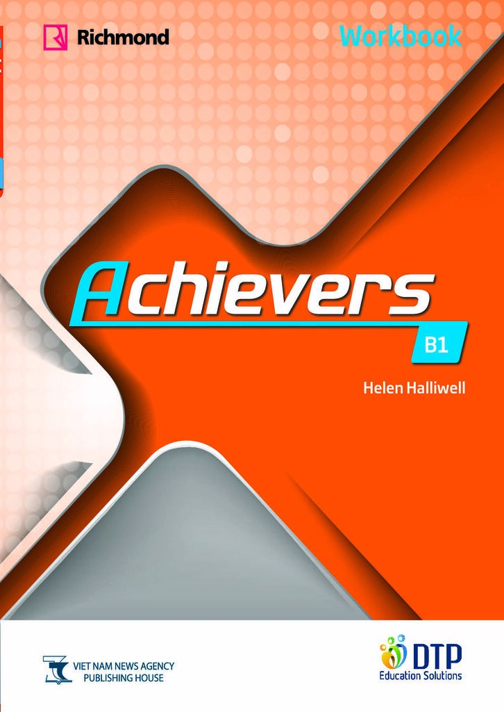 Achievers B1 Workbook with Audio CD