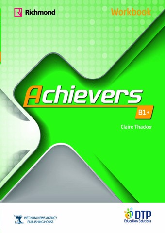 Achievers B1+ Workbook with Audio CD