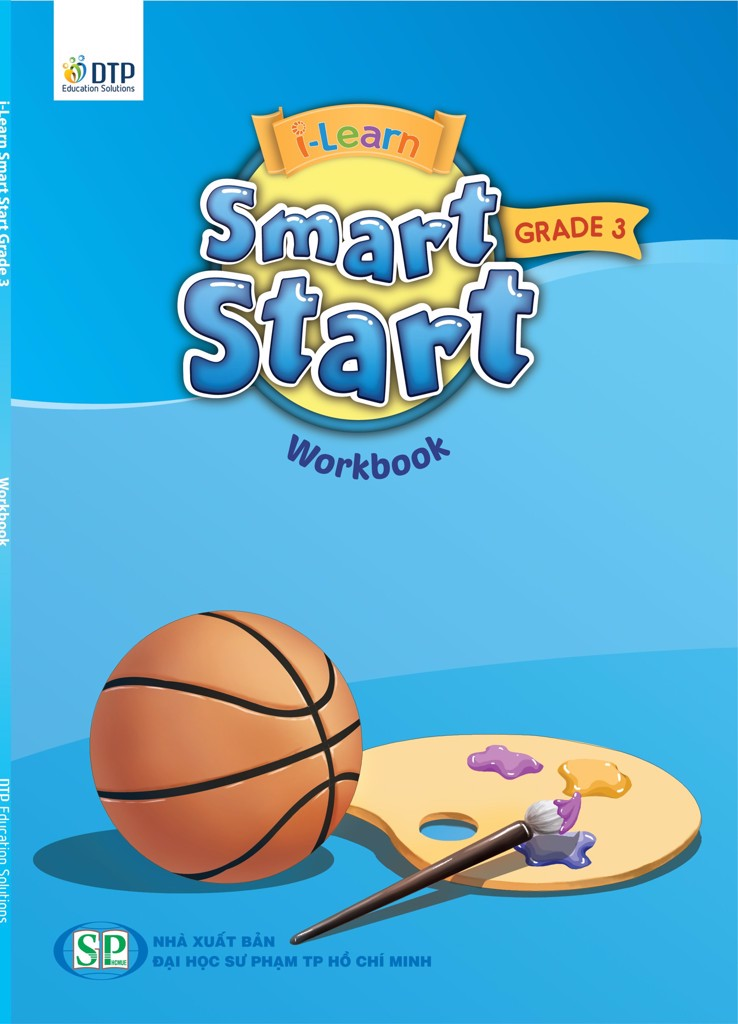 i-Learn Smart Start Grade 3 Workbook