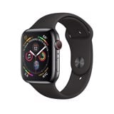 Apple Watch Series 5 - Thép 44mm - (GPS + LTE) - Dây Cao Su Fullbox 100%