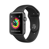 Apple Watch Series 3 - Nhôm 42mm - GPS - Dây Cao Su Fullbox 100%