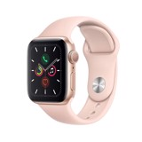 Apple Watch Series 5 - Nhôm 40mm - GPS - Dây Cao Su Fullbox 100% (Refubished)