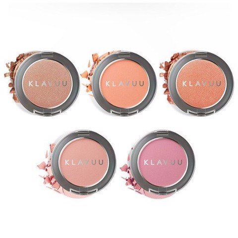Má hồng Klavuu Urban Pearlsation Natural Blusher