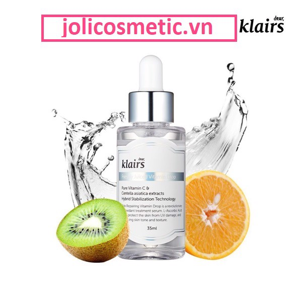 Tinh Chất Vitamin C Klairs Freshly Juiced Vitamin Drop 35ml