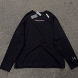 SADBOIZVIBES LONG SLEEVE - BLACK (membership)