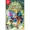 Game 2nd Nintendo Switch Ni No Kuni : Wrath of the White Witch Remastered