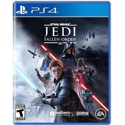 Đĩa Game PS4 Star Wars Jedi: Fallen Order Hệ US