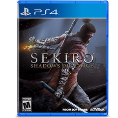 Đĩa Game 2nd PS4 Sekiro Shadows Die Twice Hệ US