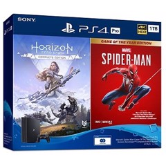 Máy PS4 Pro 1TB BUNDLE 2020 KÈM 2 GAME HOT
