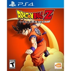 Đĩa Game 2nd PS4 Dragon Ball Z: Kakarot Hệ US