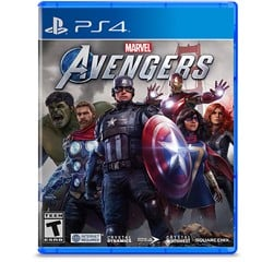 Đĩa Game PS4  Marvel's Avengers Hệ US