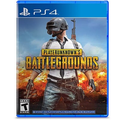 Đĩa Game PS4 PlayerUnknown s Battlegrounds PUBG Hệ US