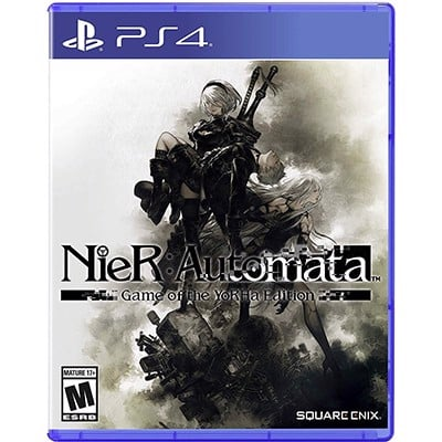 ĐĨA GAME PS4 NieR: Automata - Game of the YoRHa Edition Hệ US