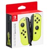 Tay cầm Nintendo Switch Joy‑Con Neon Yellow