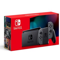 Máy Nintendo Switch with Gray Joy‑Con