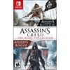 Game Nintendo Switch Assassin's Creed The Rebel Collection