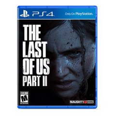 Đĩa Game PS4 The Last of Us Part II Hệ US