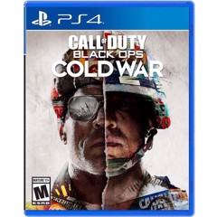 Đĩa Game PS4 Call of Duty: Black Ops Cold War