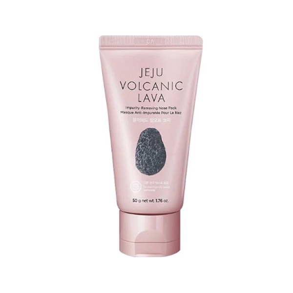 Mặt Nạ Lột Mụn Mũi TheFaceShop Jeju Volcanic Lava Peel-Off Clay Nose Mask