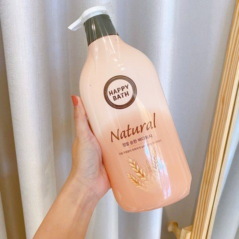 Sữa tắm Happy Bath 900ml
