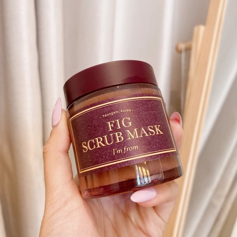 Mặt nạ I'm From Fig Scrub Mask